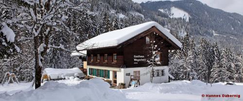 Alpengasthof Wegscheid - Apartment - Kelchsau