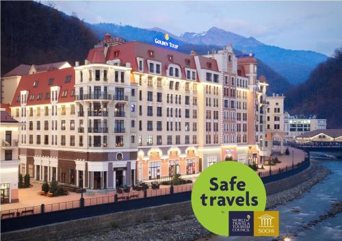 Golden Tulip Rosa Khutor Hotel - Accommodation - Estosadok