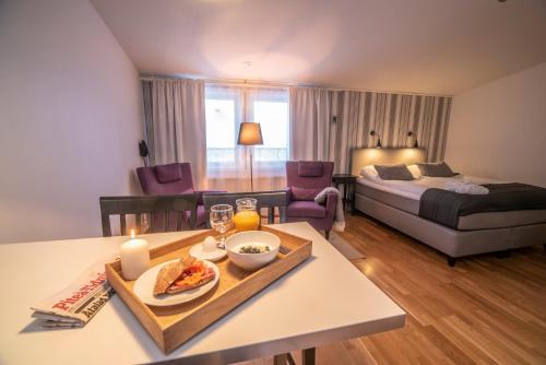 Simloc Hotel Drottninggatan - Apartment - Arjeplog
