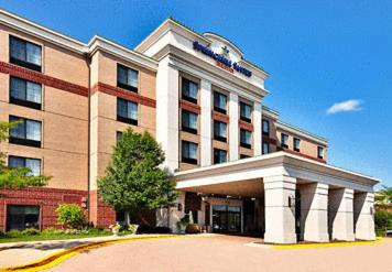 . Springhill Suites by Marriott Chicago Schaumburg/Woodfield Mall