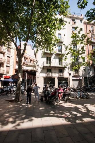 Decô Apartments Barcelona-Born St. photo 35