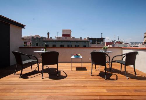 Decô Apartments Barcelona-Born St. photo 36