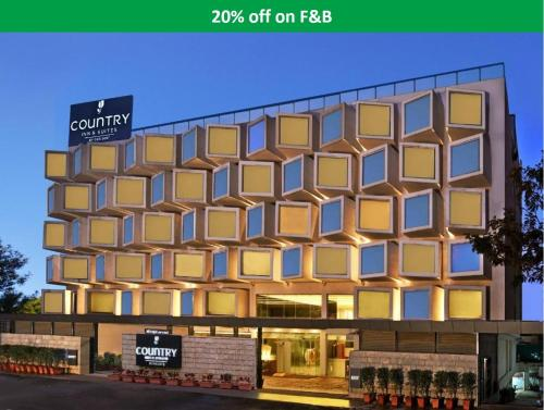 Hotel Country Inn & Suites By Radisson, Bengaluru Hebbal Road