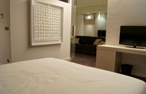 Junior Suite Hotel Rural Valdorba 12