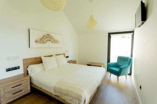 Apartamento Superior - Uso individual Miradores do Sil Hotel Apartamento 20