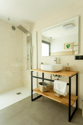 Apartamento Superior - Uso individual Miradores do Sil Hotel Apartamento 21