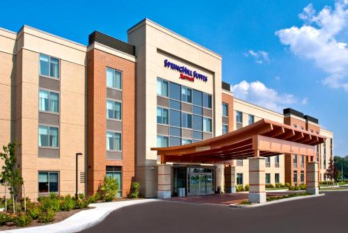 SpringHill Suites by Marriott Syracuse Carrier Circle - Hotel - East Syracuse