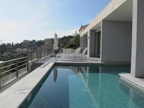 Villa 5* Nice St Pancrace - Accommodation - Nice