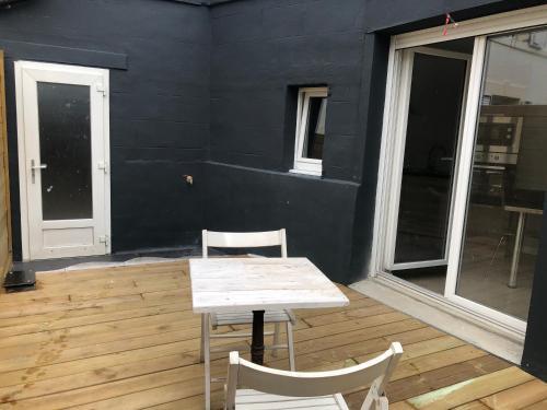 Maison Appart design entièrement rénovée - Location saisonnière - Granville