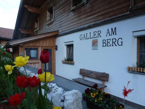 Galler am Berg Vierschach bei Innichen