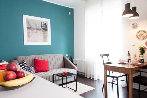 Centroom Apartments Zagreb 룸 사진