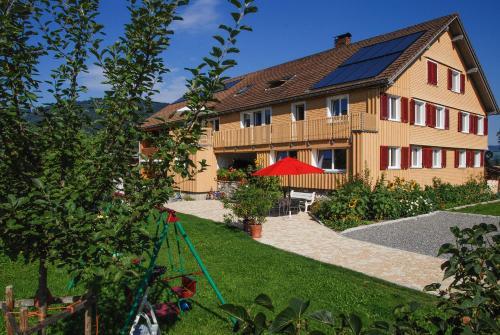 Ferienwohnung Sonnenhof - Apartment - Andelsbuch