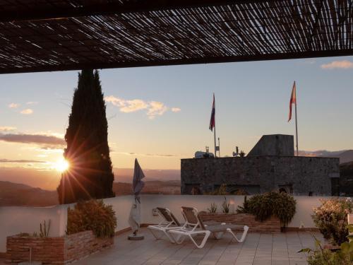Superior Doppelzimmer Hotel Castillo de Monda 25