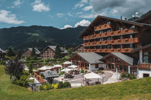 Chalet RoyAlp Hôtel & Spa - Hotel - Villars - Gryon
