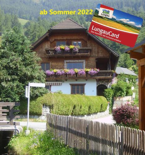Ferienwohnung Holzer - Apartment - St. Michael im Lungau