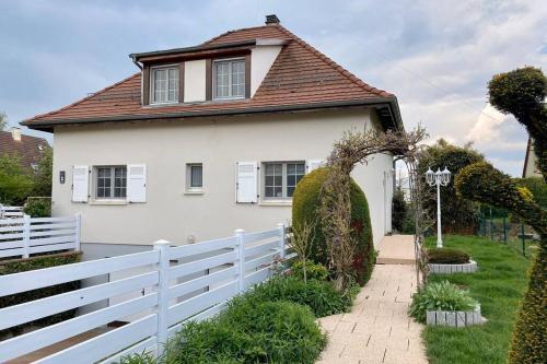 Logement moderne et cosy proche de Strasbourg , Colmar et Europapark - Apartment - Erstein