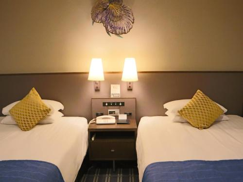 Deluxe Twin Room - Non Smoking