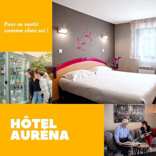 Hotel Aurena - Hôtel - Aurillac