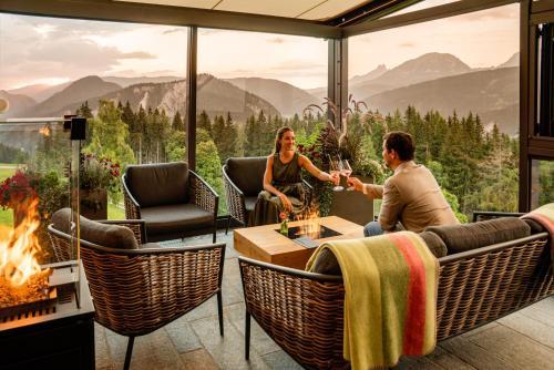 Almwelt Austria - Hotel - Schladming