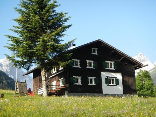 Ferienhaus Vollspora Tschagguns