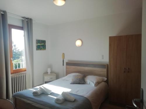 Auberge Nérisienne - Hôtel - Néris-les-Bains