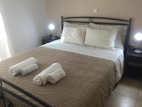 Open concept 1 bedroom apartment, Pension in Nafplio
