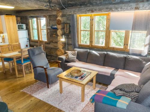 Holiday Home Ukkohermanni - Luosto