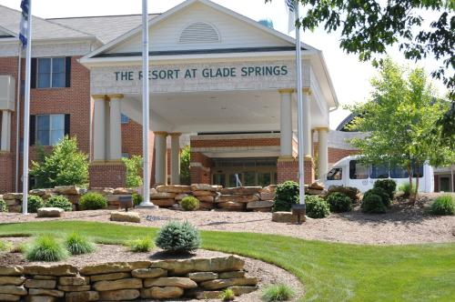 The Resort at Glade Springs - Accommodation - Daniels