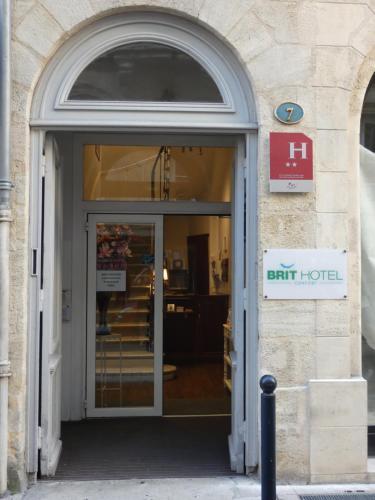 Brit Hotel Des Grands Hommes - Bordeaux Centre - Hôtel - Bordeaux