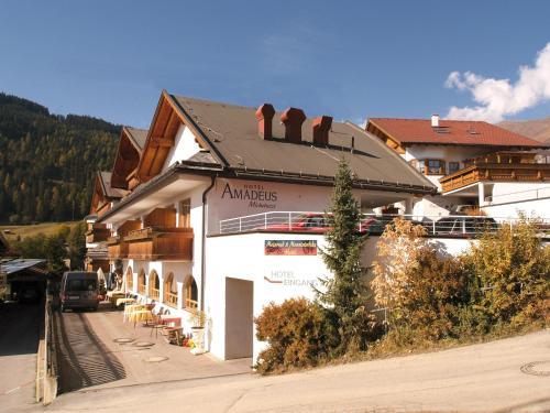 Hotel Amadeus Micheluzzi Serfaus