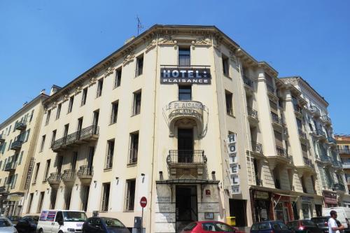 Hotel Plaisance - Hôtel - Nice