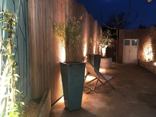 DU MANN petite maison avec jardin à 100 M du port de Vannes - Location saisonnière - Vannes
