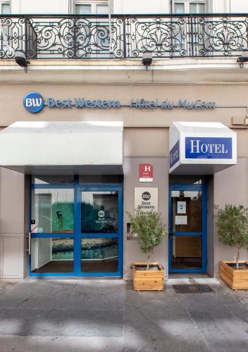 Best Western Hotel du Mucem - Hôtel - Marseille