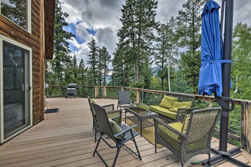 Woodland Cabin Less Than 2 Mi to Purgatory Skiing! - Durango