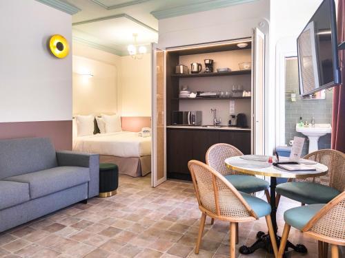 Aparthotel Ammi Vieux Nice - Hôtel - Nice
