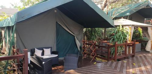 Monzi Safaris Tented Lodge - Photo 2 of 57