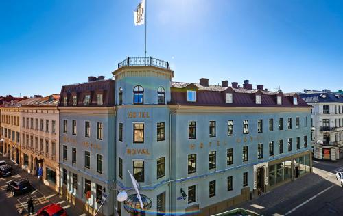 Hotel Royal, Sweden