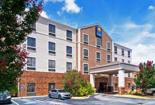 Comfort Inn & Suites - Fort Gordon - Hotel - Augusta