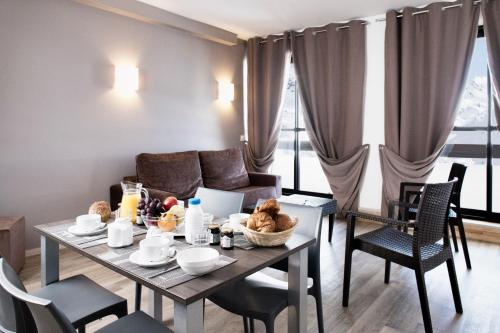 SOWELL RESIDENCES Crêt Voland - Accommodation - Les Menuires