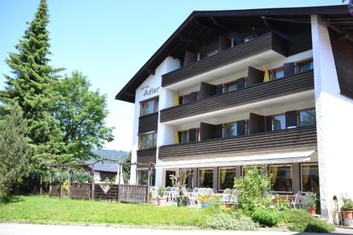Accommodation in Oberstdorf