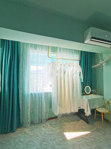 Summer Tee Wedding dress free trial House - Apartment - Lishui