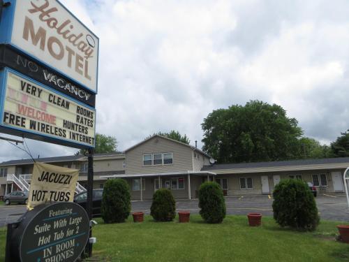 . Holiday Motel