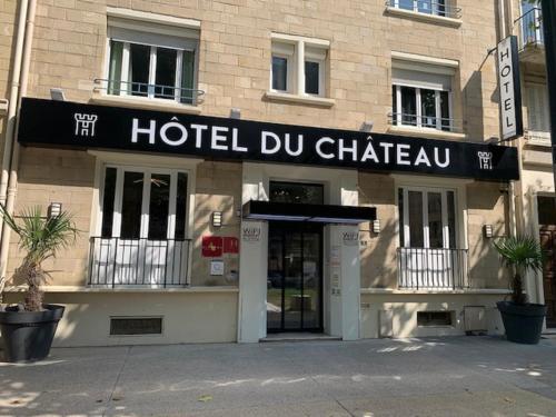 Hotel Du Chateau - Hôtel - Caen