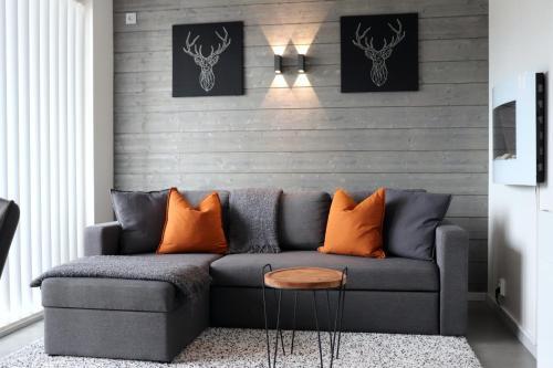 OutWay Tunturinlaita, D6 Lumikello - Apartment - Levi