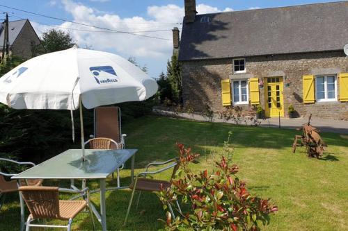 Chaulieu Cottage near Sourdeval 50150 Normandie - Location saisonnière - Chaulieu
