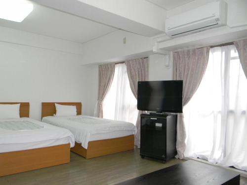 Weekly Green In Namba - Vacation STAY 11882