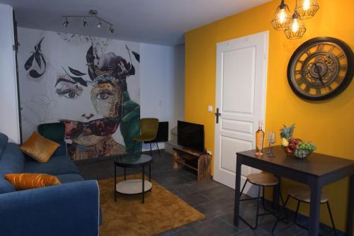 Duplex charmant idéalement situé - Apartment - Dole