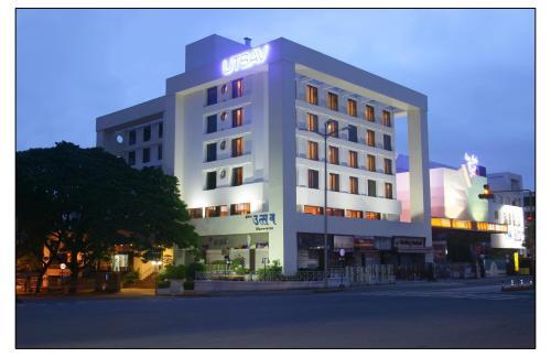 Hotel Hotel Utsav Deluxe