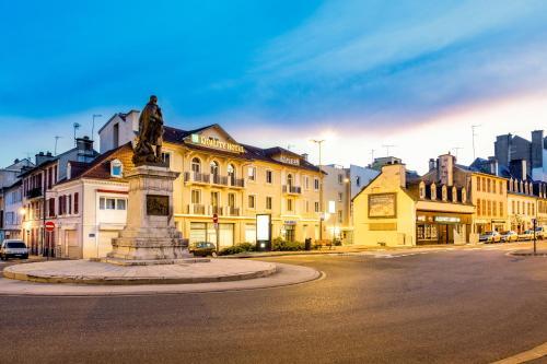 Quality Hotel Pau Centre Bosquet - Pau