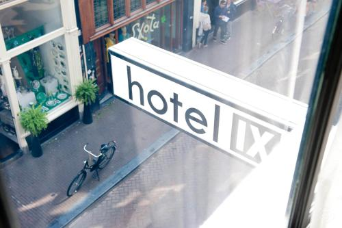 Hotel IX Nine Streets Amsterdam photo 9